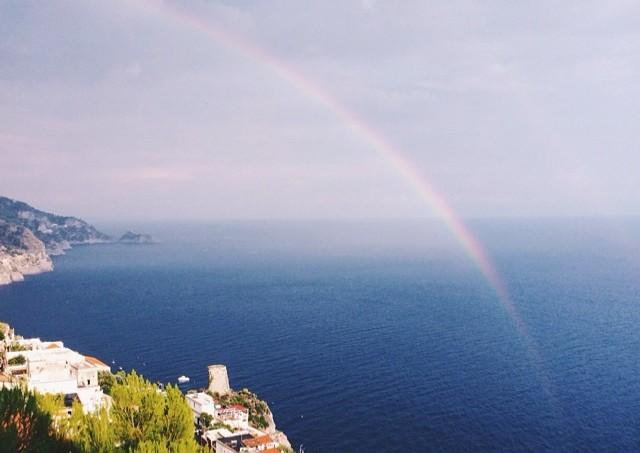 honeymooning in Italy