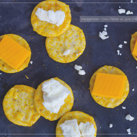 what's better? cheese made from cow's milk or goat's milk?