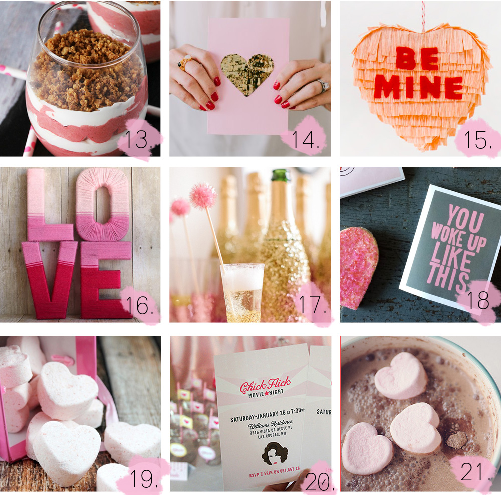 21 Galentine's Day ideas