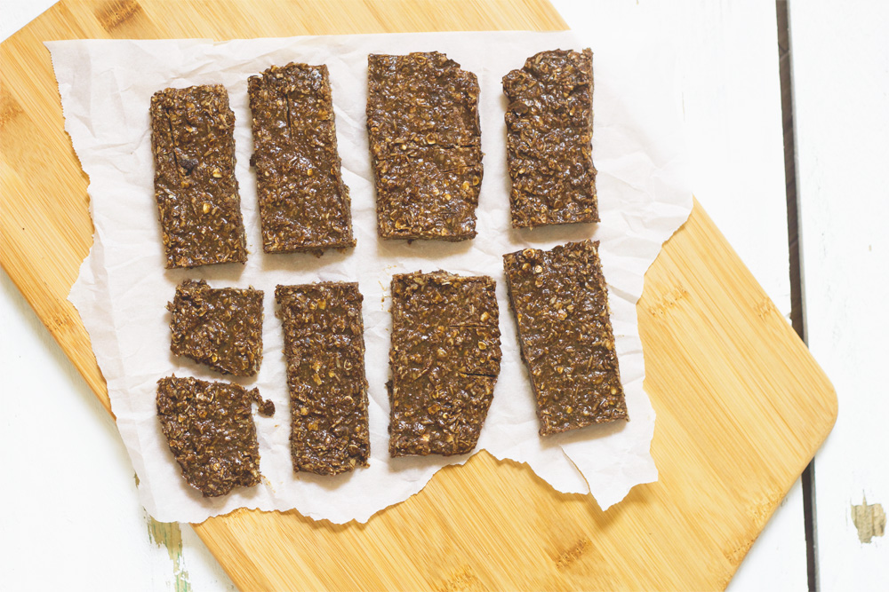 bikini body tips: homemade protien bar