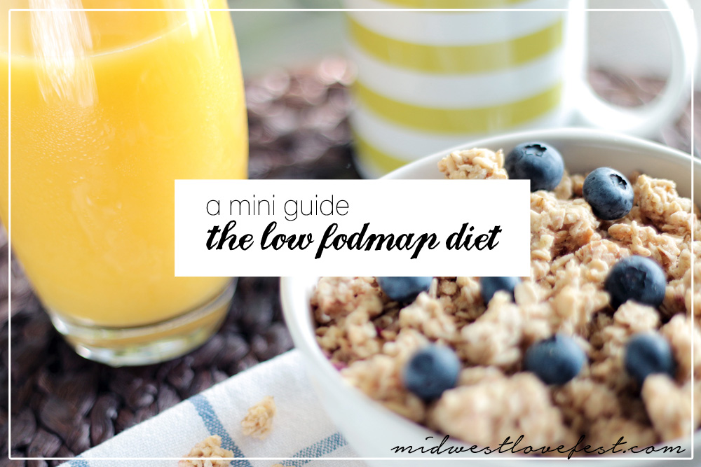 what is the low fodmap diet?